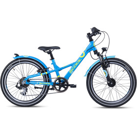 s'cool XXlite alloy 20 7-S Kinderen, blue/petrol